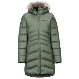Dámská bunda Marmot Montreal Coat Velikost: S / Barva: zelená