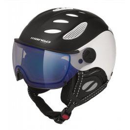 Lyžařská přilba Mango Cusna VIP Velikost helmy: 58-60 cm / Barva: bílá