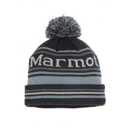 Čepice Marmot Retro Pom Hat Obvod hlavy: univerzální cm / Velikost: UNI / Barva: šedá