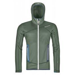 Pánská mikina Ortovox Fleece Hoody Velikost: M / Barva: zelená