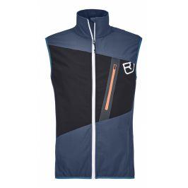 Pánská vesta Ortovox Tofana Vest Velikost: XL / Barva: tmavě modrá