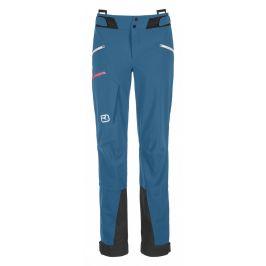 Dámské kalhoty Ortovox Medola Pants Velikost: M / Barva: modrá