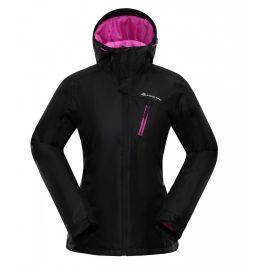 Dámská bunda Alpine Pro Aleka 2 Velikost: M / Barva: černá