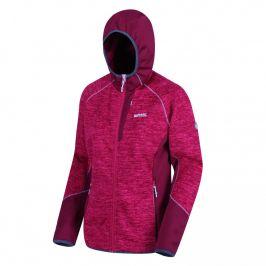 Dámská bunda Regatta Willowbrook VI Velikost: L / Barva: růžová