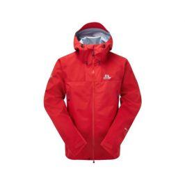 Pánská bunda Mountain Equipment Rupal Jacket Velikost: L / Barva: červená
