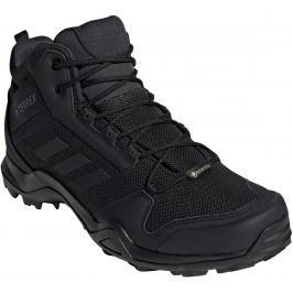 Pánské boty Adidas Terrex AX3 Mid GTX Velikost bot (EU): 42 / Barva: černá