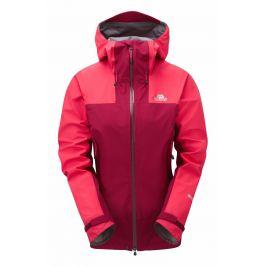 Dámská bunda Mountain Equipment W's Quarrel Jacket Velikost: XS (8) / Barva: růžová