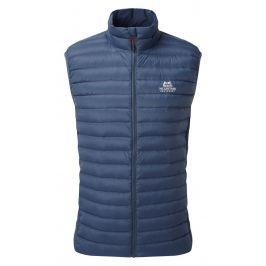 Pánská vesta Mountain Equipment Frostline Vest Velikost: XL / Barva: modrá