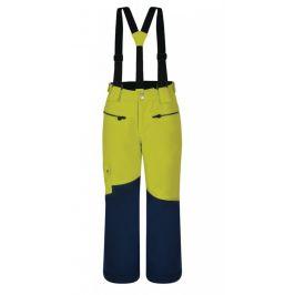 Dětské kalhoty Dare 2b Timeout Pant Dětská velikost: 158 (13) / Barva: modrá/žlutá