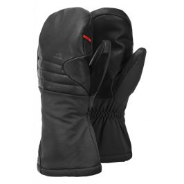 Pánské rukavice Mountain Equipment Pinnacle Mitt Velikost rukavic: S / Barva: černá
