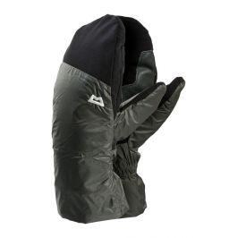 Pánské rukavice Mountain Equipment Sentinel Mitt Velikost rukavic: S / Barva: šedá