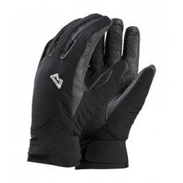 Dámské rukavice Mountain Equipment Terra Wmns Glove Velikost rukavic: XS / Barva: černá