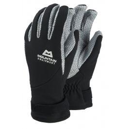 Dámské rukavice Mountain Equipment Super Alpine Wmns Glove Velikost rukavic: XS / Barva: černá/šedá