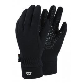 Dámské rukavice Mountain Equipment Touch Screen Grip Wmns Glove Velikost rukavic: S / Barva: černá