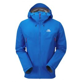 Pánská bunda Mountain Equipment Garwhal Jacket Velikost: M / Barva: světle modrá