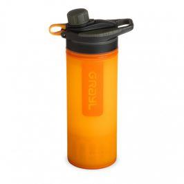 Mechanický filtr Grayl Geopress Purifier Barva: oranžová