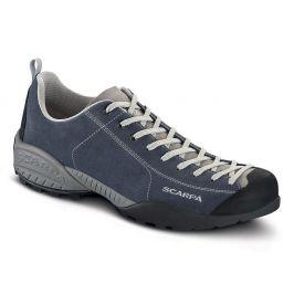 Trekové boty Scarpa Mojito Velikost bot (EU): 37,5 / Barva: šedá