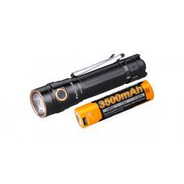 Set LED svítilna Fenix LD30 + USB AKU 3500 mAh