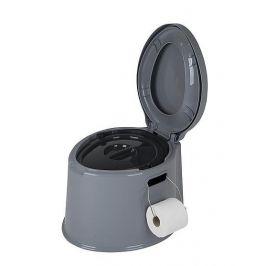 Toaleta Bo-Camp Portable Toilet 7 Barva: šedá