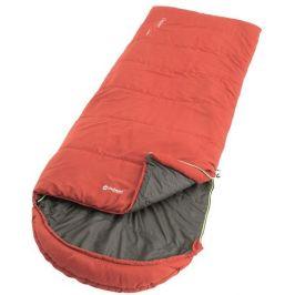 Spacák Outwell Campion Lux Barva: červená