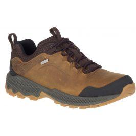 Pánské boty Merrell Forestbound WP Velikost bot (EU): 44,5 / Barva: hnědošedá