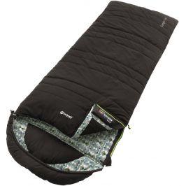 Spacák Outwell Camper Lux Barva: černá