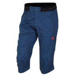 Pánské 3/4 kalhoty Rafiki Cliffbase Velikost: M / Barva: tmavě modrá