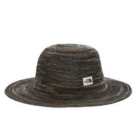 Dámský klobouk The North Face W Packable Panama Hat Velikost: L-XL / Barva: černá