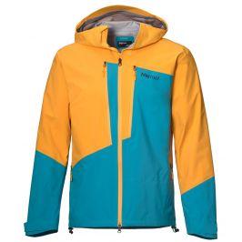 Pánská bunda Marmot Huntley Jacket Velikost: L / Barva: modrá