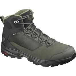 Pánské boty Salomon Outward Gtx Velikost bot (EU): 43 (1/3) / Barva: černá/zelená