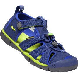 Dětské sandály Keen Seacamp II CNX K Dětské velikosti bot: 31 / Barva: modrá
