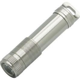 Svítilna True Utility Micro AAA Barva: stříbrná