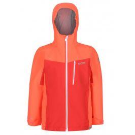 Dětská bunda Regatta Jnr Highton Jkt Dětská velikost: 116 / Barva: červená