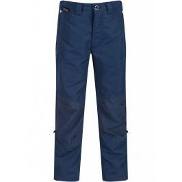 Dětské kalhoty Regatta Sorcer Mt Trs IV Dětská velikost: 128 / Barva: modrá
