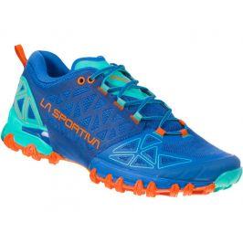 Dámské boty La Sportiva Bushido II Woman Velikost bot (EU): 40 / Barva: modrá