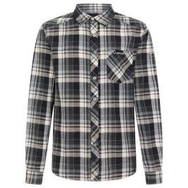 Pánská košile La Sportiva Sasquatch Shirt M Velikost: L / Barva: šedá
