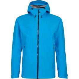 Pánská bunda Mammut Convey Tour HS Hooded Jacket Men Velikost: XL / Barva: modrá