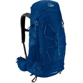 Dámský batoh Lowe Alpine AirZone Camino Trek ND 35:45 Velikost zad batohu: S / Barva: modrá
