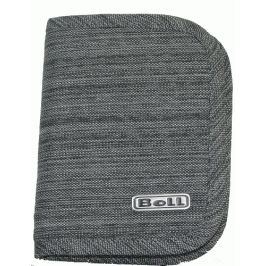 Peněženka Boll Zip Wallet Barva: šedá/fialov