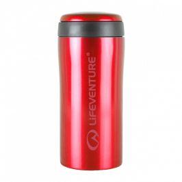 Termohrnek LifeVenture Thermal Mug 0,3l Barva: červená