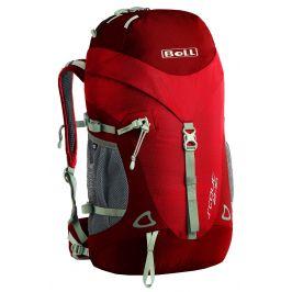 Dětský batoh Boll Scout 22-30 l Barva: červená