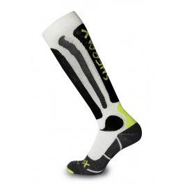 Podkolenky Sherpax Trisuli bílé Velikost ponožek: 35-38 / Barva: bílá