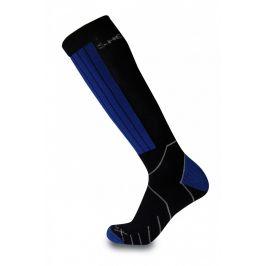Podkolenky Sherpax K2 P modré Velikost ponožek: 35-38 / Barva: modrá