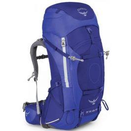 Dámský batoh Osprey Ariel AG 65 Velikost zad batohu: S / Barva: modrá