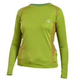 Dámské funkční triko Northfinder Jizera Velikost: S / Barva: zelená