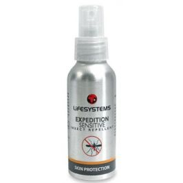 Repelent Lifesystems Expedition Sensitive spray 50ml