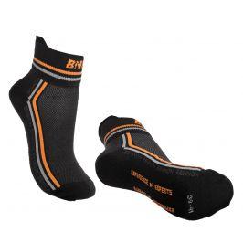 Ponožky Bennon Trek Sock Summer Velikost ponožek: 48-49 / Barva: černá