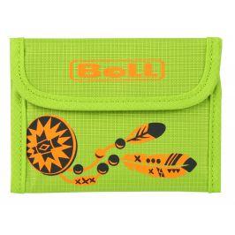 Dětská peněženka Boll Kids Wallet Barva: světle zelená
