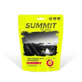 Summit to Eat rýžový nákyp s jahodami 86 g