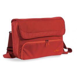 Taška přes rameno Tatonka Office Shoulderbag Barva: červená